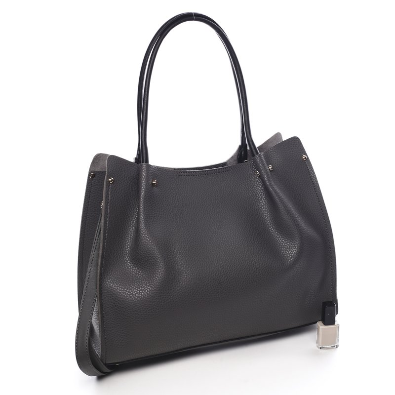 Praktický dámský shopper Rachel Pierre Cardin šedá