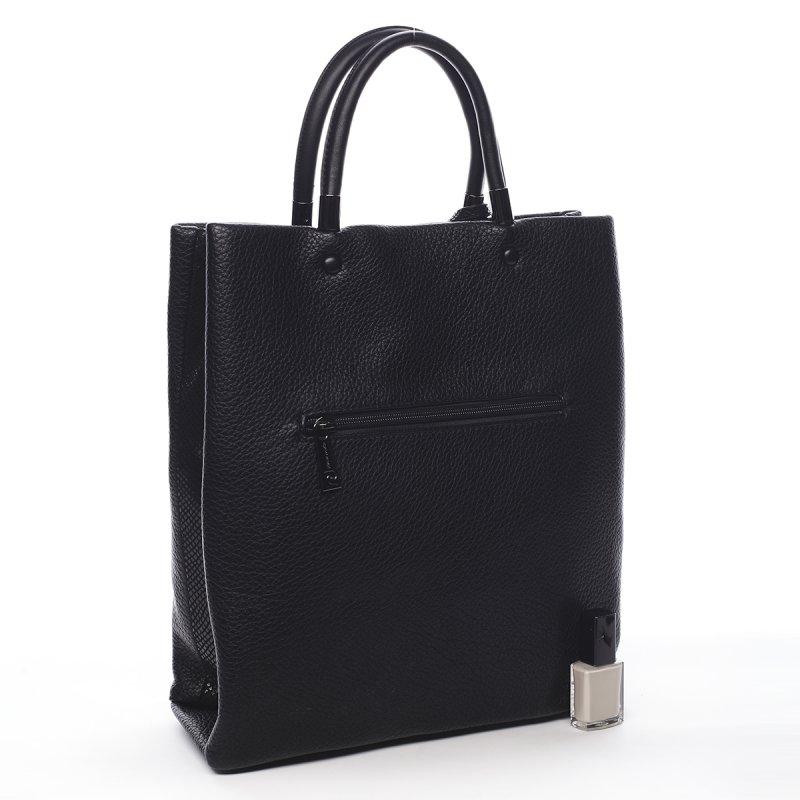 Módní dámská kabelka Marius Pierre Cardin černá