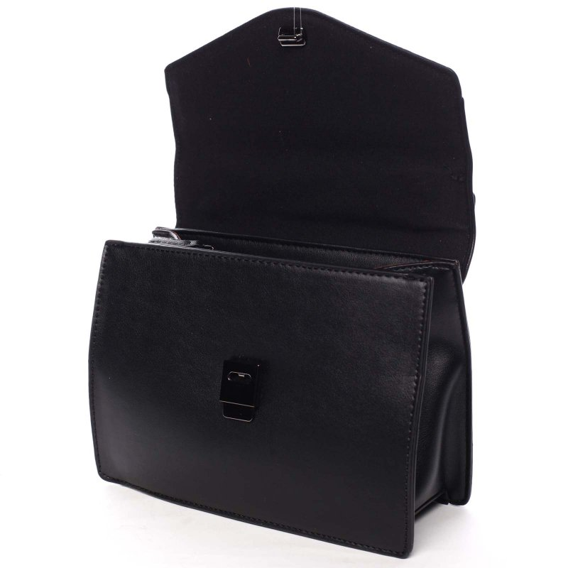 Originální dámská koženková kabelka Katie černá