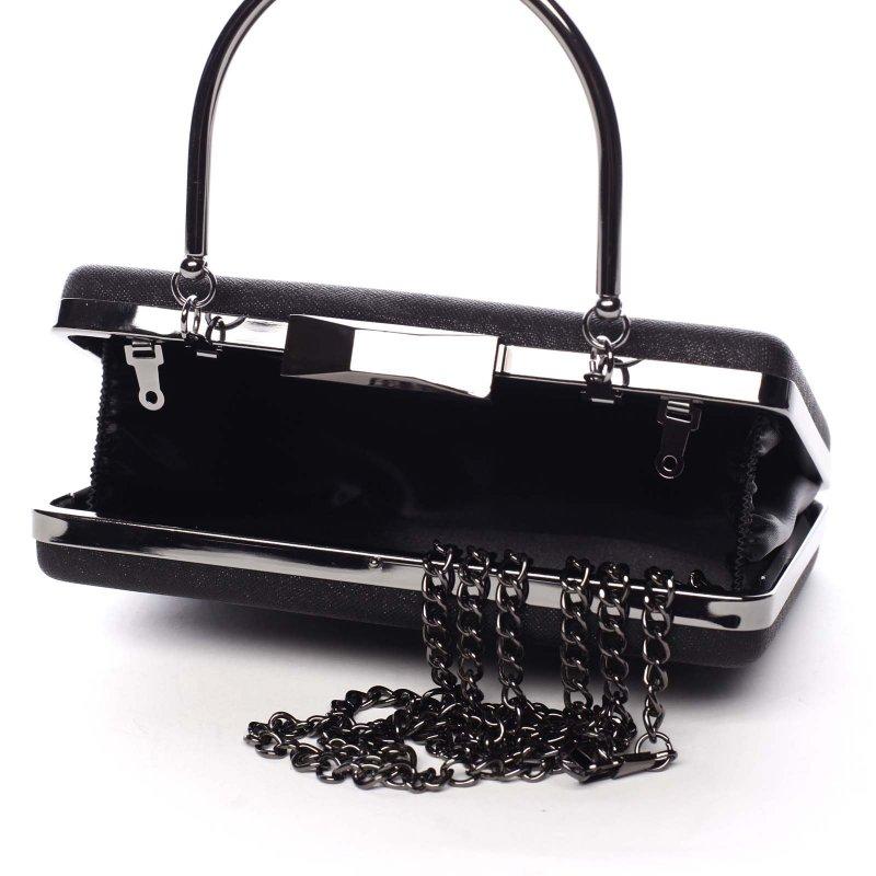 Dámská plesová taška Georgia černá