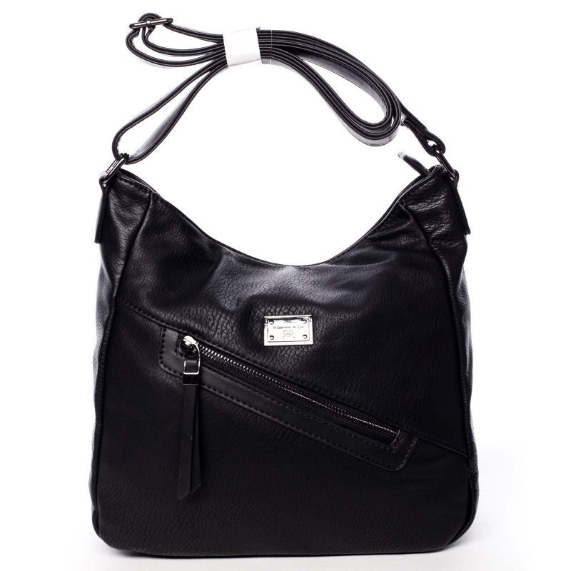 Velká dámská praktická taška Louise černá