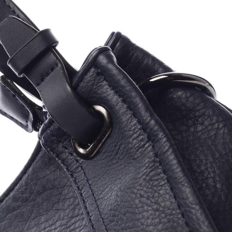 Dámská koženková kabelka Helen modrá