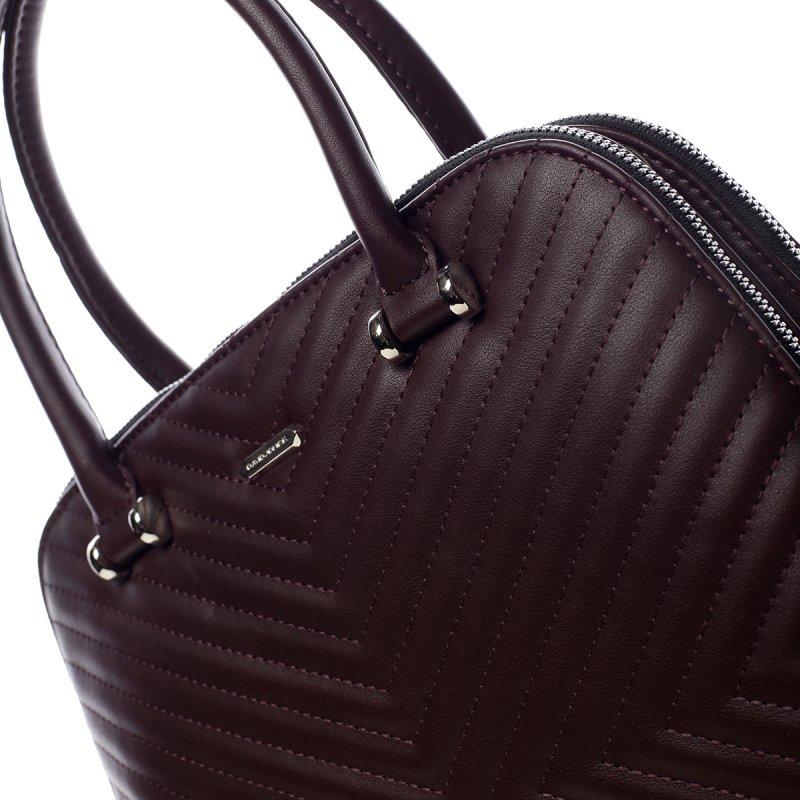 Desingová módní taška Rhianon vínová