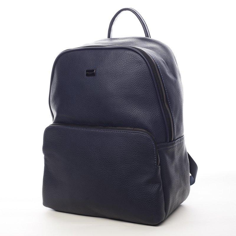 Praktický větší dámský batoh Marilee modrá