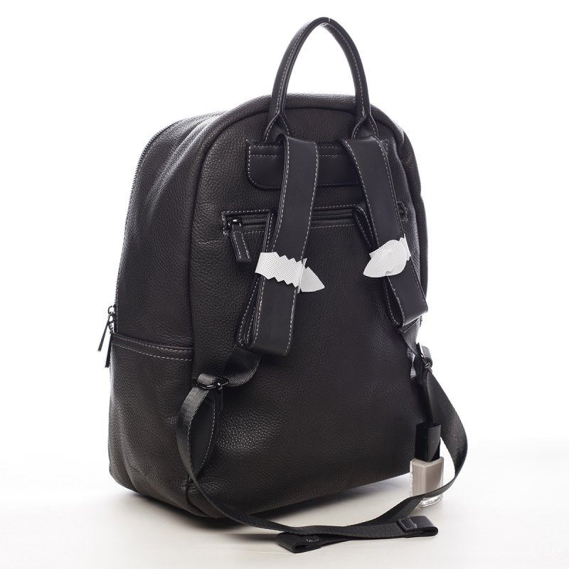 Praktický větší dámský batoh Marilee šedá