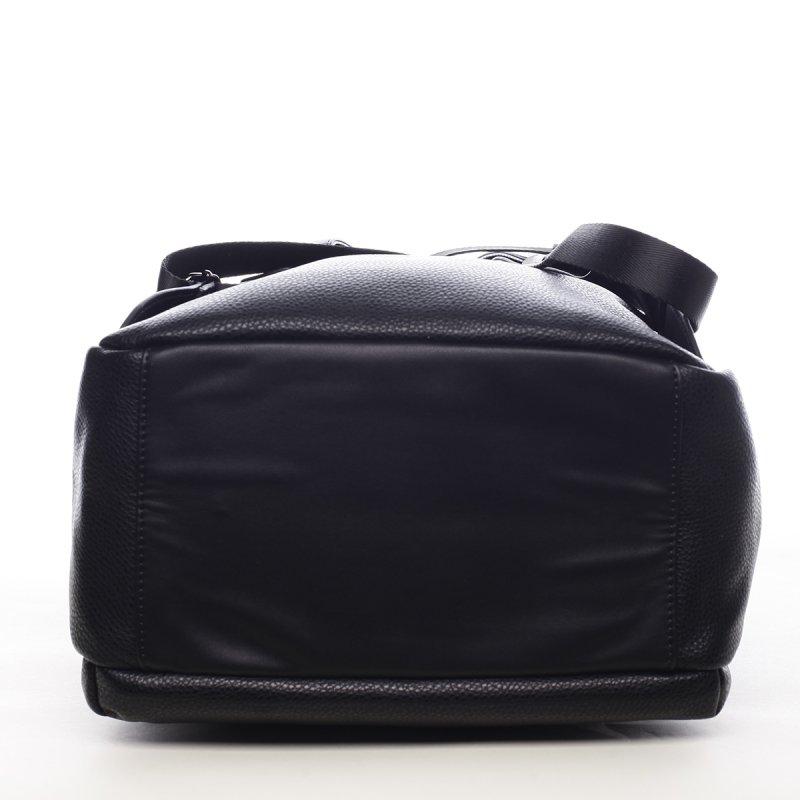 Praktický větší dámský batoh Marilee černá