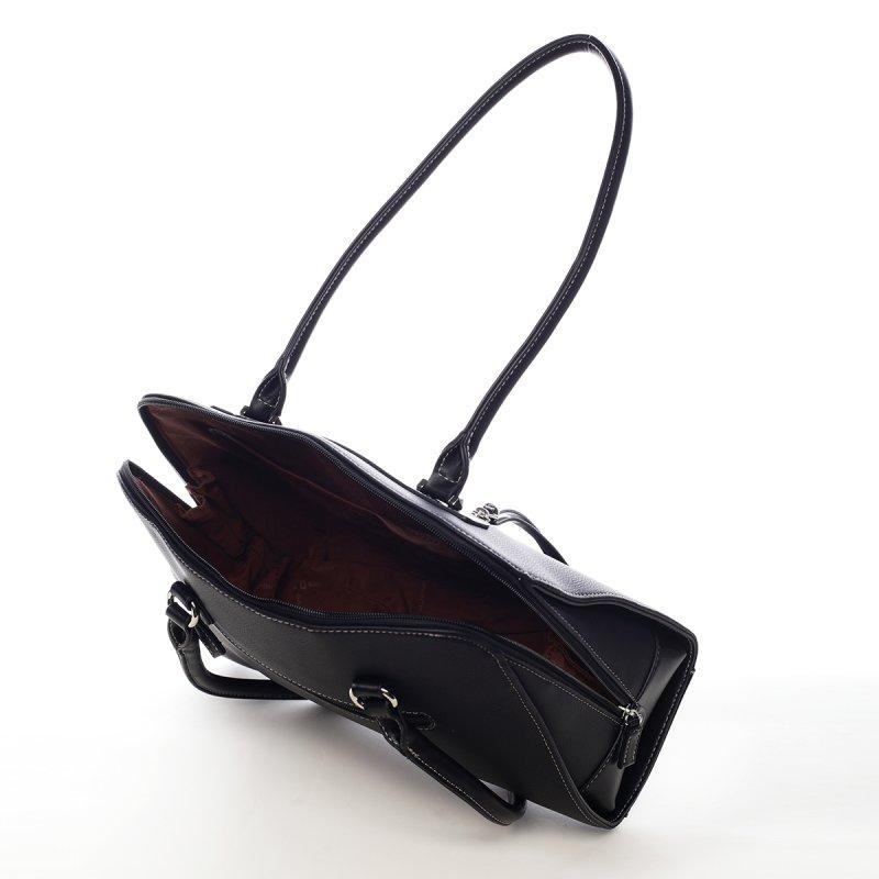 Praktická dámská kabelka Cari černá