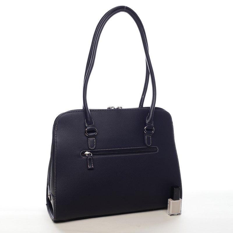 Praktická dámská kabelka Cari modrá
