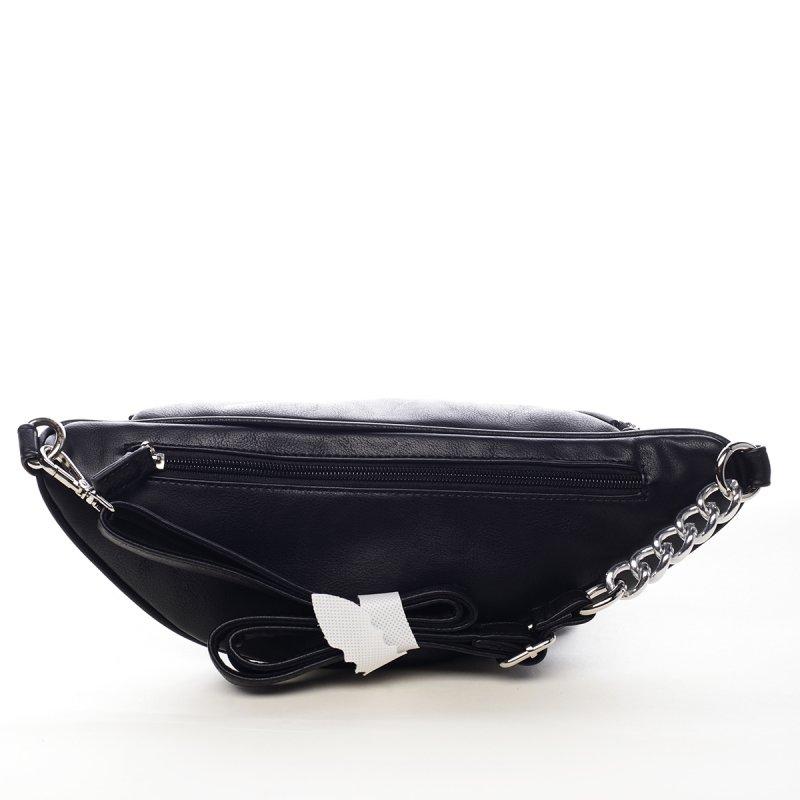 Stylová dámská ledvinka Korin černá