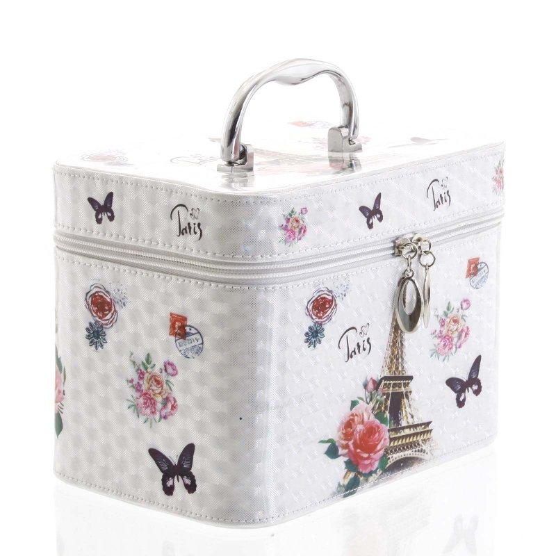 Sada kosmetických kufříků Alina hranatá
