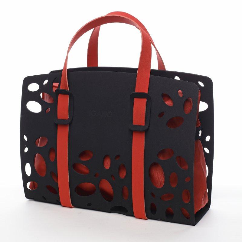 Fascinující dámská italská kabelka Pula IOAMO