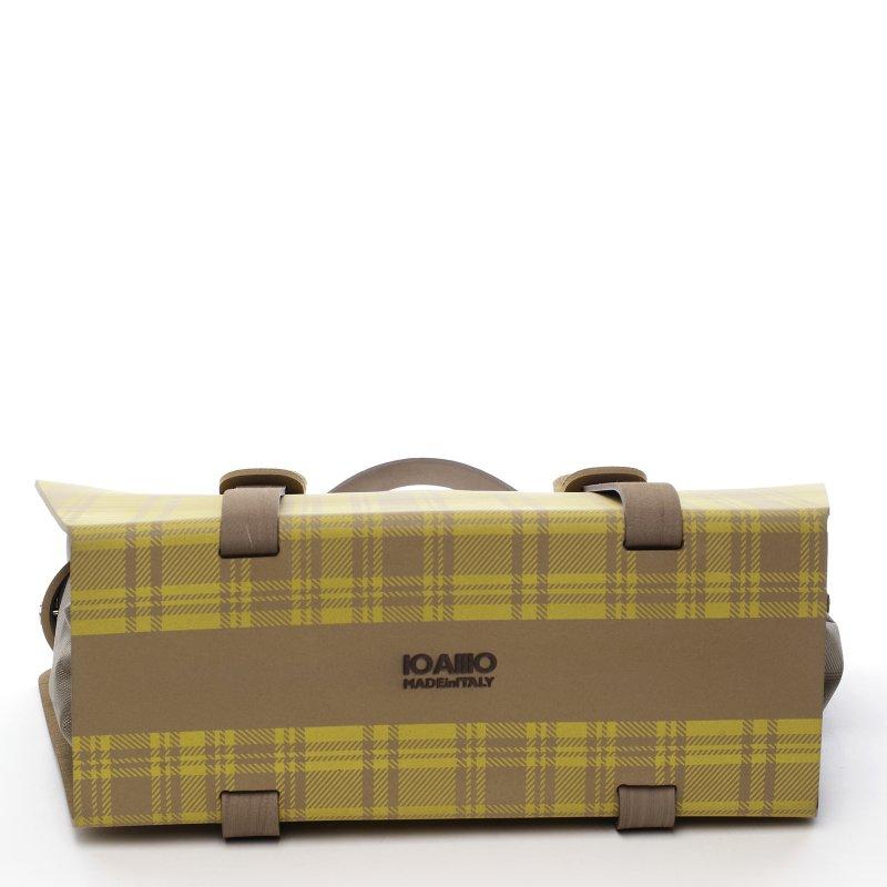 Luxusní italská dámská kabelka Marina IOAMO