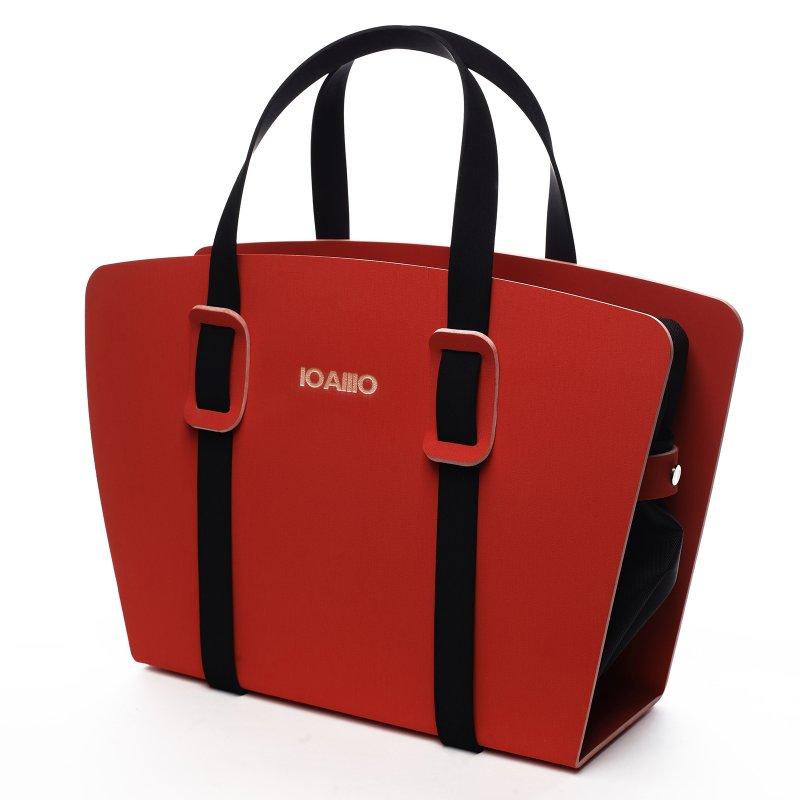 Impulsivní dámská italská kabelka Mondo IOAMO