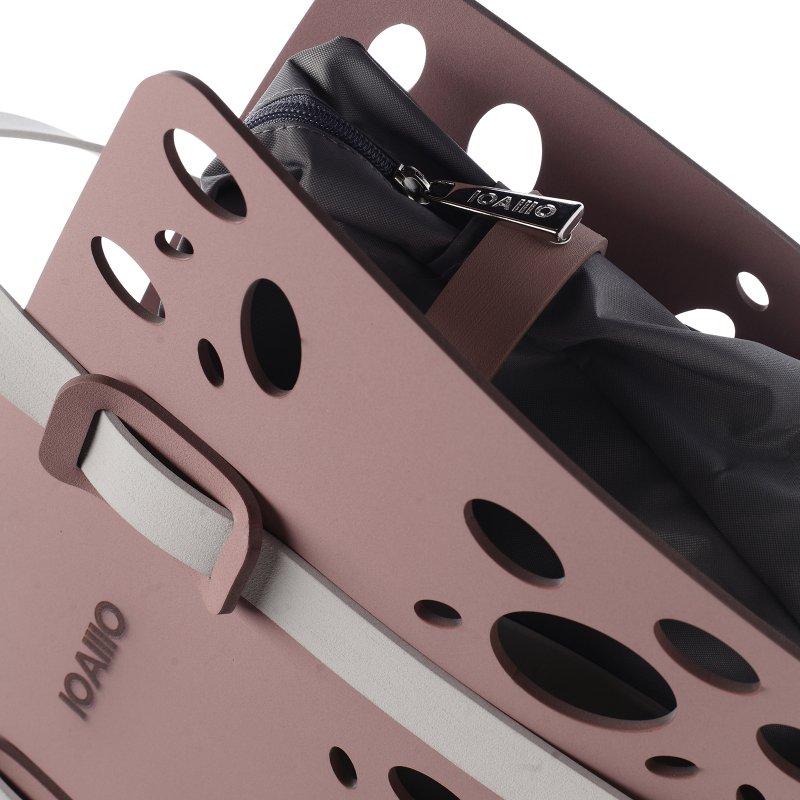 Elegantní italská dámská kabelka Mika IOAMO