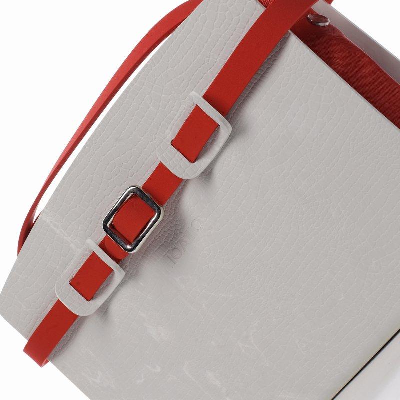 Moderní italská crossbody  kabelka Brenkly IOAMO