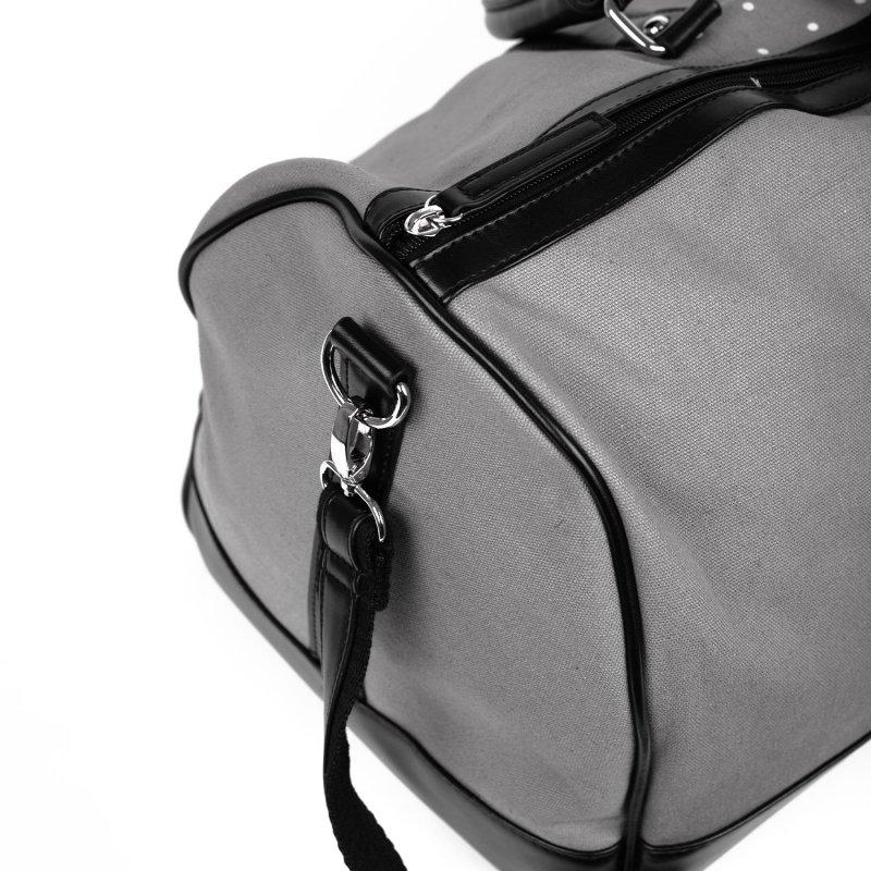 Sportovní dámská taška Warsaw VUCH, šedá