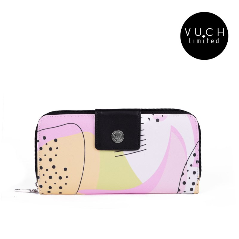 Dámská peněženka VUCH Phila, růžová