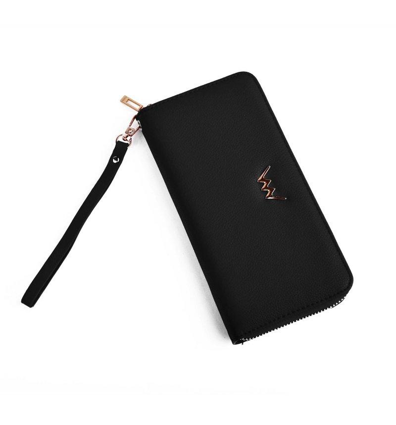 Designová peněženka VUCH Nightie Nicci, černá