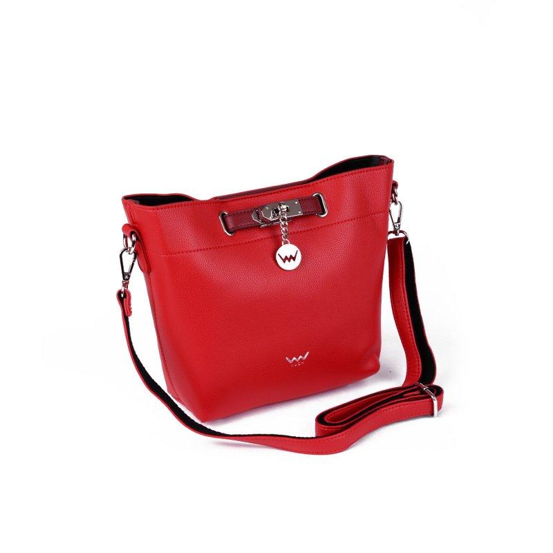 Damská kabelka VUCH Hannah, červená