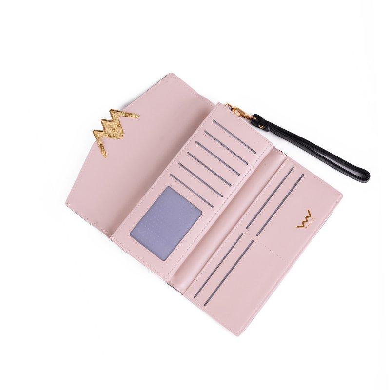 Moderní dámská kožená peněženka VUCH Torry