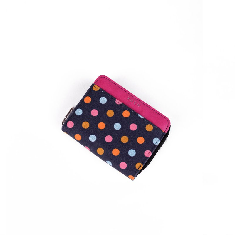Designová dámská peněženka VUCH  Shany Shey, fialová