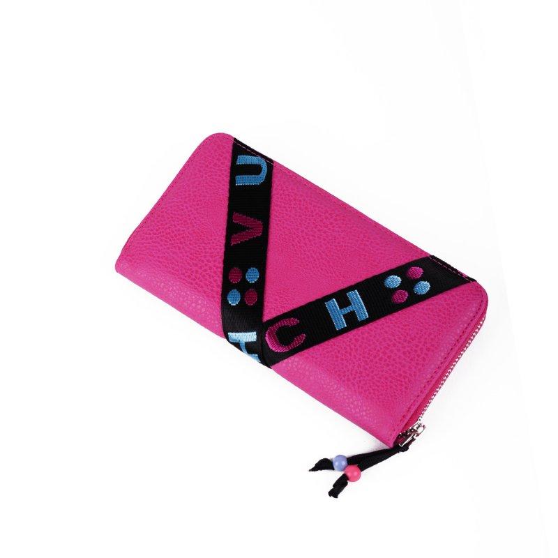 Designová dámská peněženka Martys VUCH, růžová