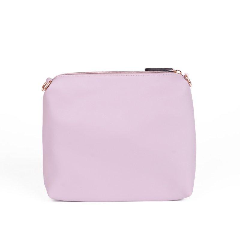 Romantická kabelka VUCH Nilla, fialová