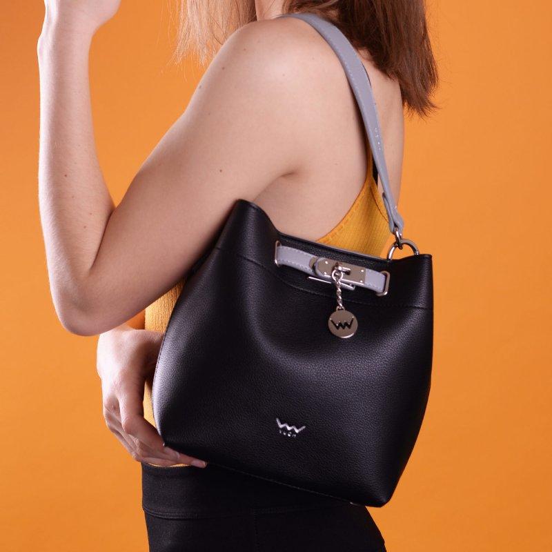 Moderní dámská koženková kabelka VUCH Debbie