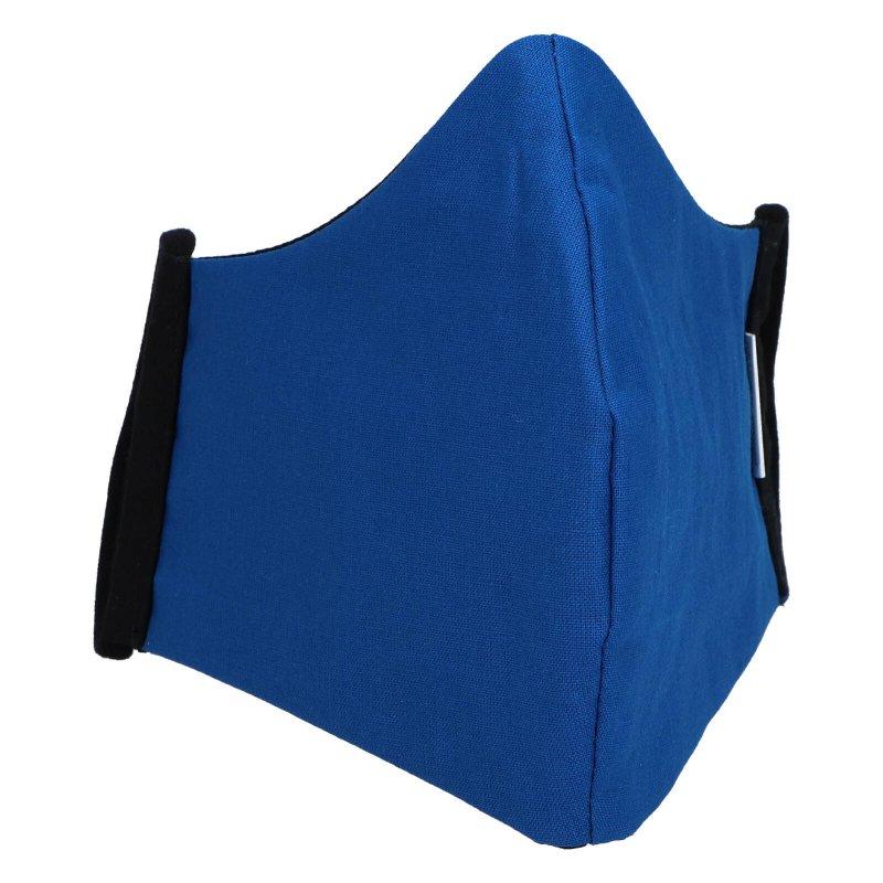 Nano rouška české výroby B&C, tmavě modrá, velikost M