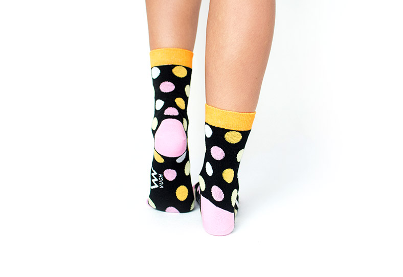 Dámské ponožky VUCh Doodle 39-42