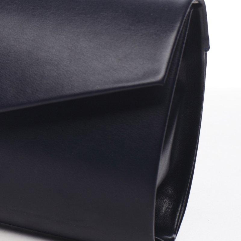 Dámská společenská kabelka Belma, tmavě modrá