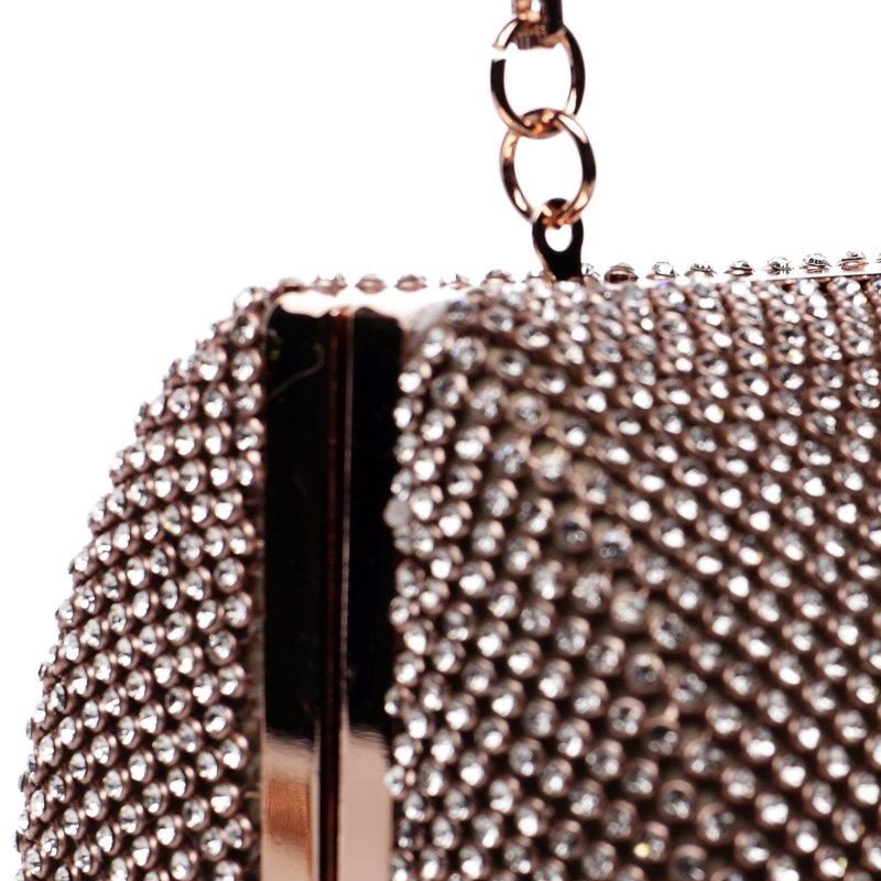 Dámská společenská kabelka Celebrity, šampaňská