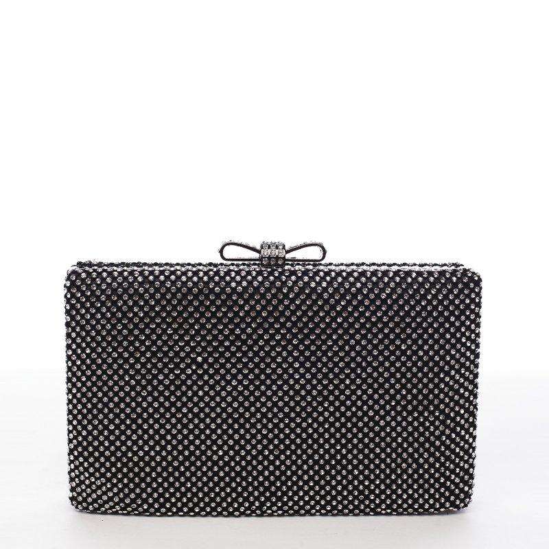 Slavnostní dámská společenská kabelka Celebrate, černá