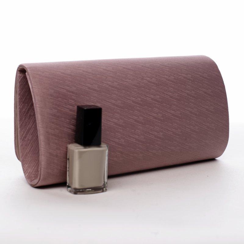 Dámská společenská kabelka Well, růžová