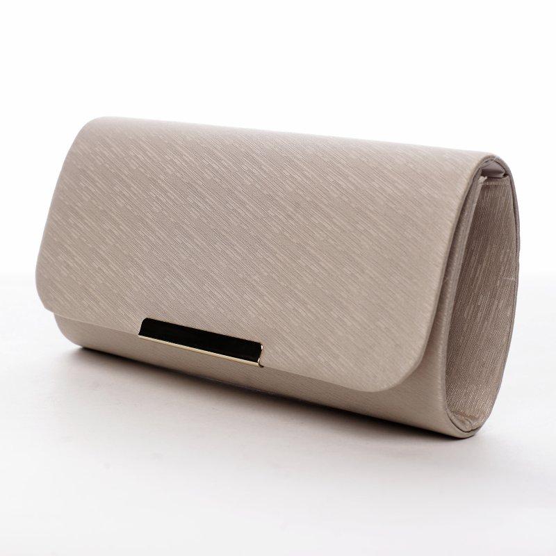Dámská společenská kabelka Well, béžová