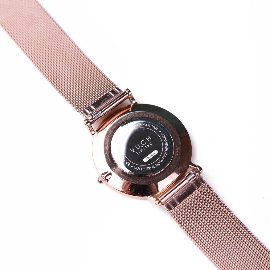 Dámské hodinky VUCH Lana, zlaté