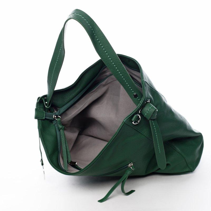 Trendová dámská kabelka Happy Steff, green
