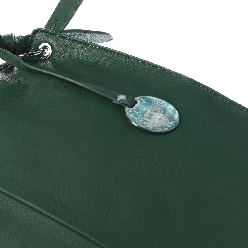 Trendová dámská kabelka Diana Florencie, zelená