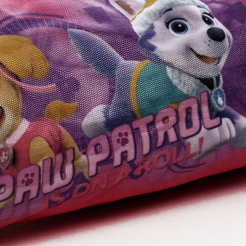 Školní pouzdro Tlapková patrola, růžové