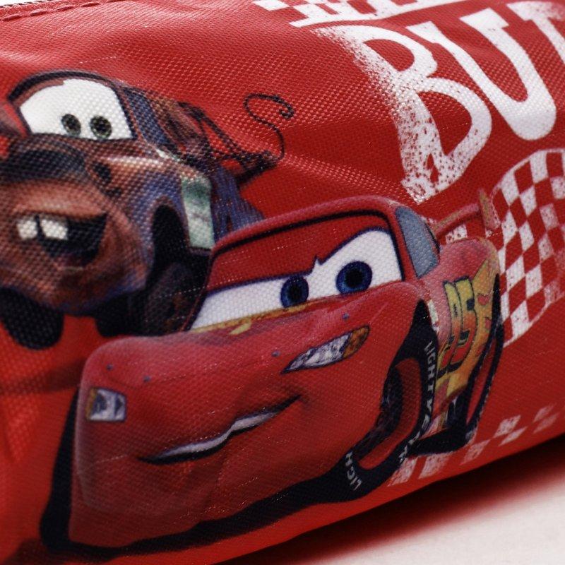 Školní pouzdro Cars, červené
