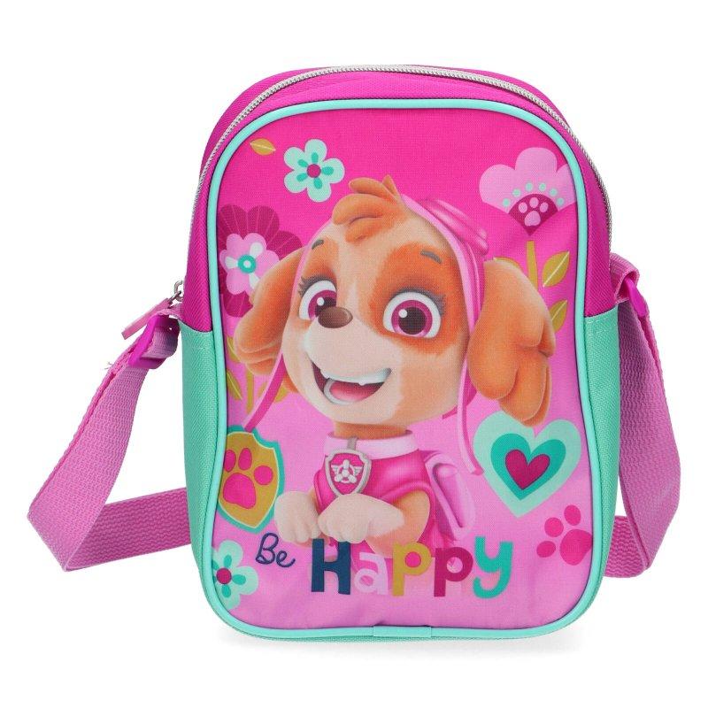 Růžová kabelka pro holčičky Tlapková patrola