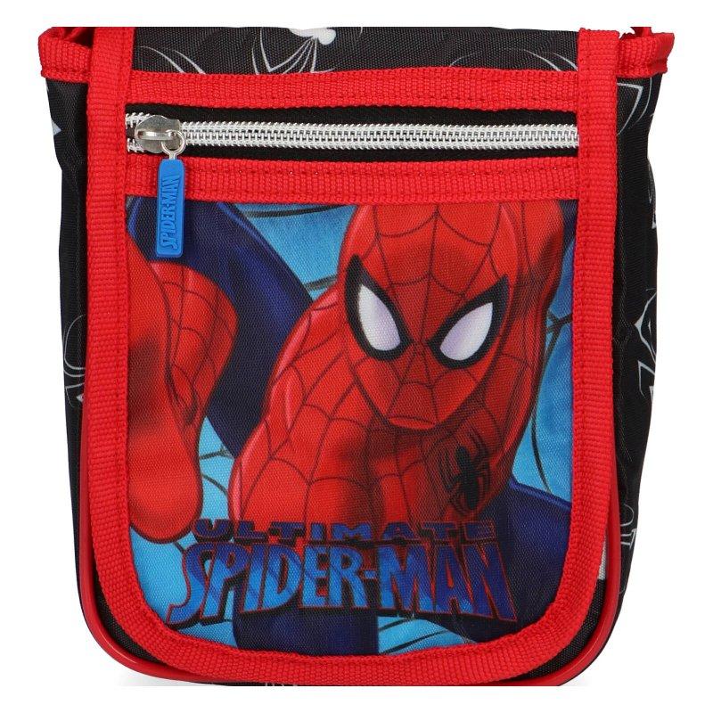 Taška pro kluky Spiderman, černá