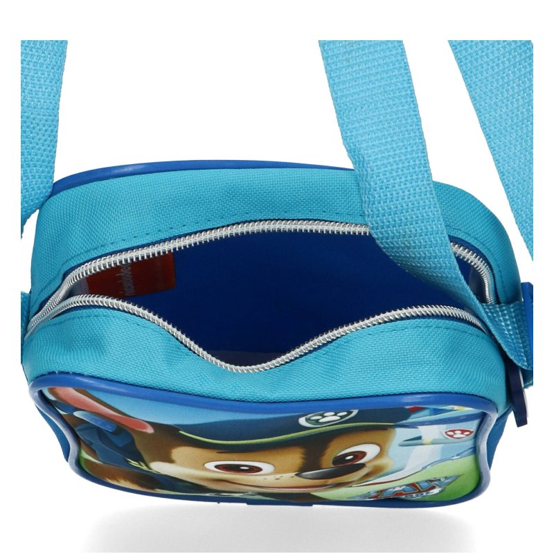 Menší taška pro kluky Paw patrol, modrá