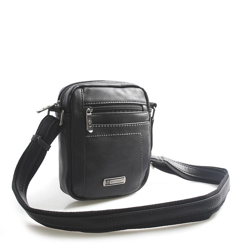 Pánská taška přes rameno Raybe, černá