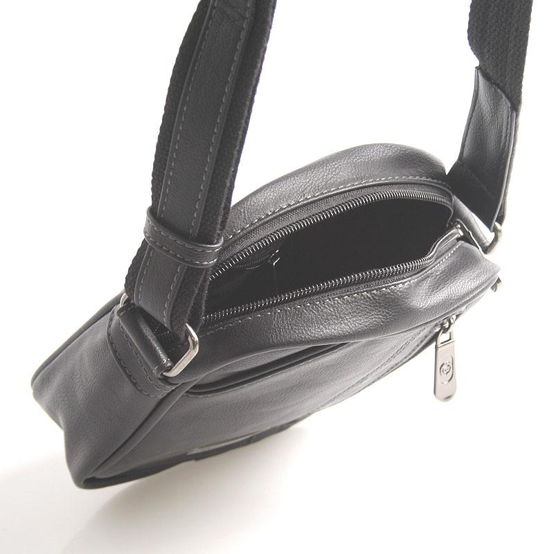 Pánská taška přes rameno Tim, černá