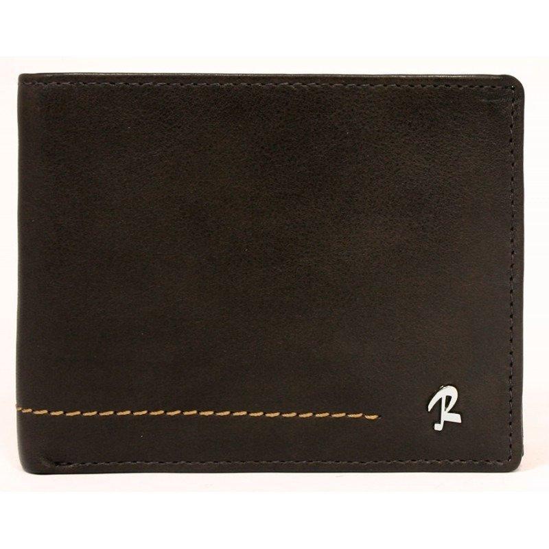 Praktická pánská peněženka Senn, hnědá