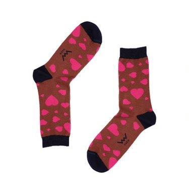 Univerzální ponožky dámské i pánské VUCH Flary 35-38