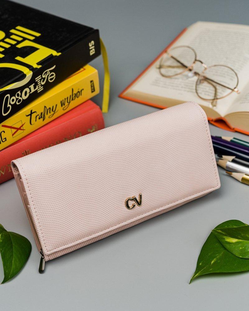 Dámská moderní peněženka Rosa C., růžová