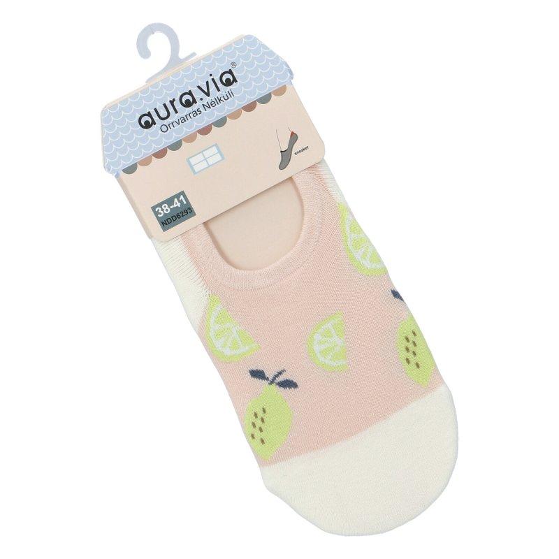Ponožky Aura via Citróny 38-41, oranžová