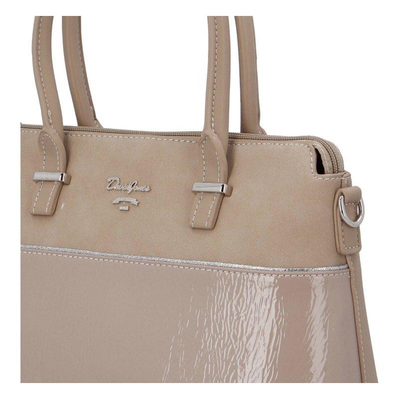 Moderní dámská kabelka Vesna D., béžová